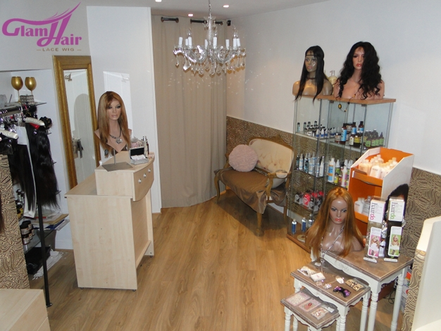 Nouvelle Adresse Pour Le Salon Glam Hair Spécialiste Du Lace Wig à Paris
